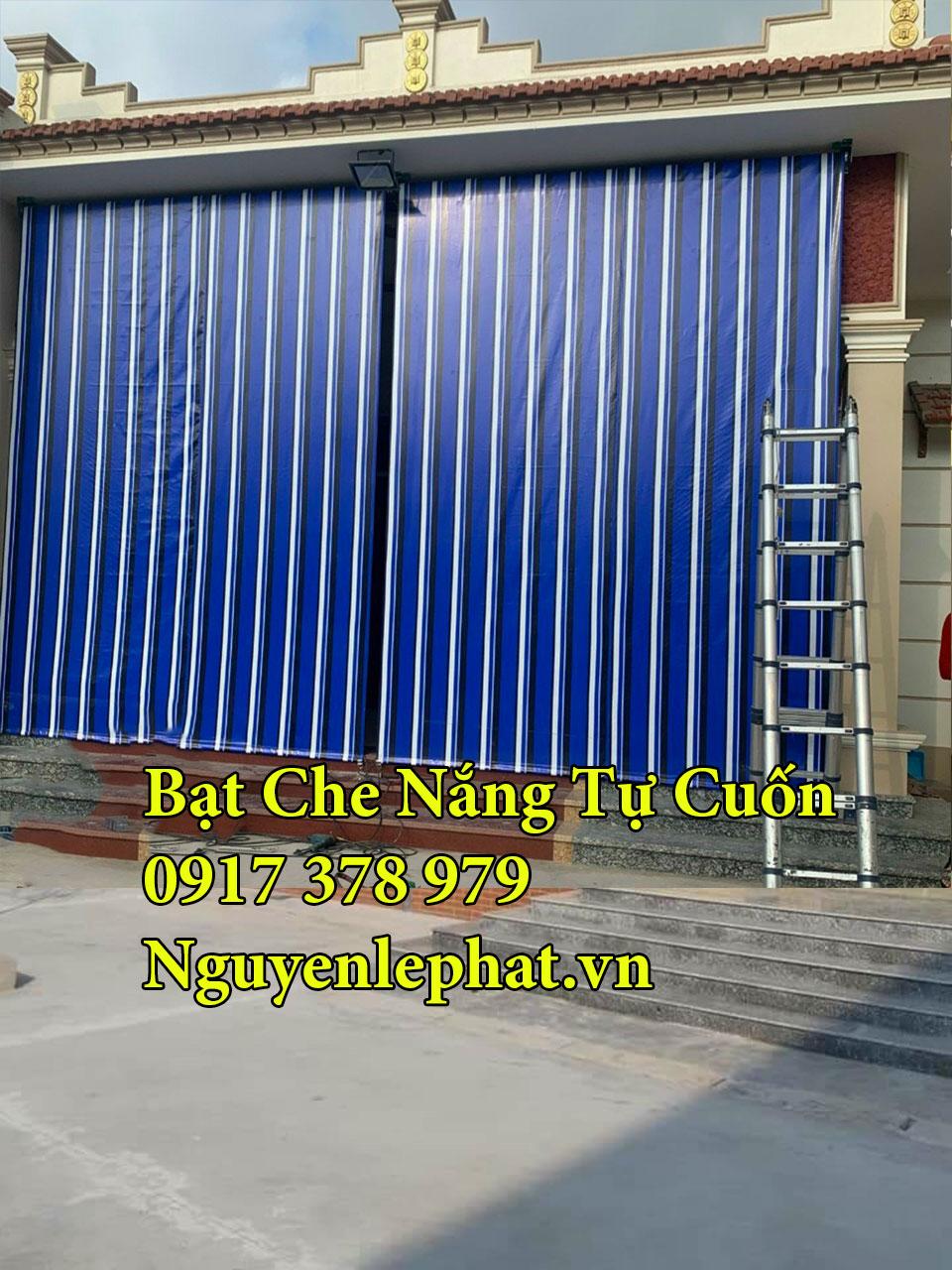 Giá bạt che nắng mưa tự cuốn mới nhất hiện nay tại Sài Gòn