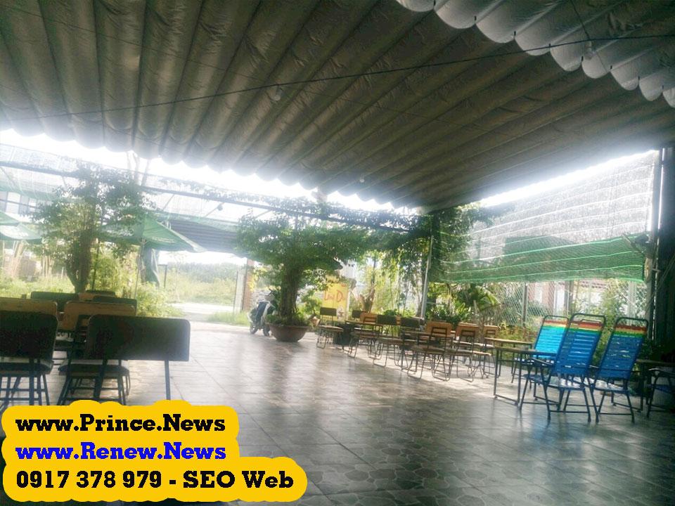 Những Mẫu Mái Hiên Quán Cafe Sân Vườn Hiện Đại Đẹp 2020