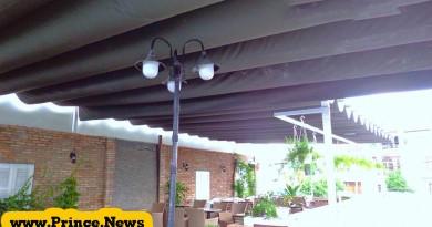 Bạt che nắng mưa tự cuốn giá bao nhiêu   Mái hiên giá rẻ