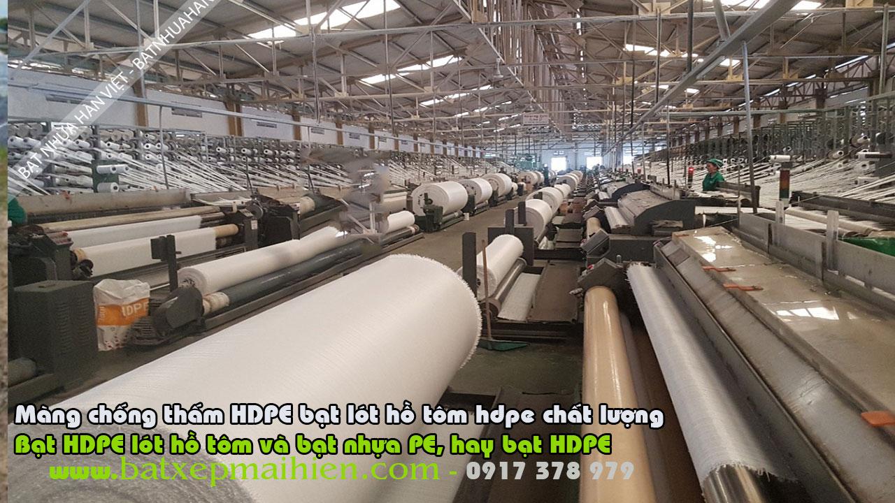 Bạt HDPE lót hồ tôm và bạt nhựa PE, hay bạt HDPE,Bảng Giá Bạt Phủ Lót Ao Hồ Nuôi Thủy Sản, Bạt HPDE