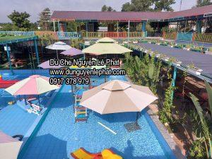 Dù Che Nắng Mưa Hồ Bơi giá rẻ Bình Dương