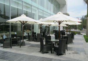 Xưởng Dù Che Quán Cafe tại Quận 3 TPHCM Giá Rẻ