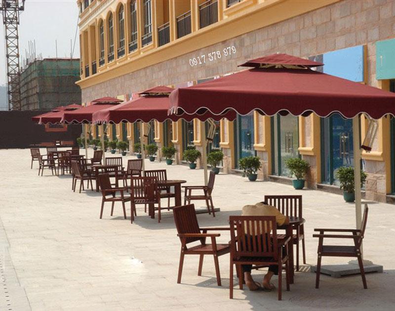 Địa Điểm Bán Dù Che Quán Cafe tại Đà Nẵng Giá Rẻ