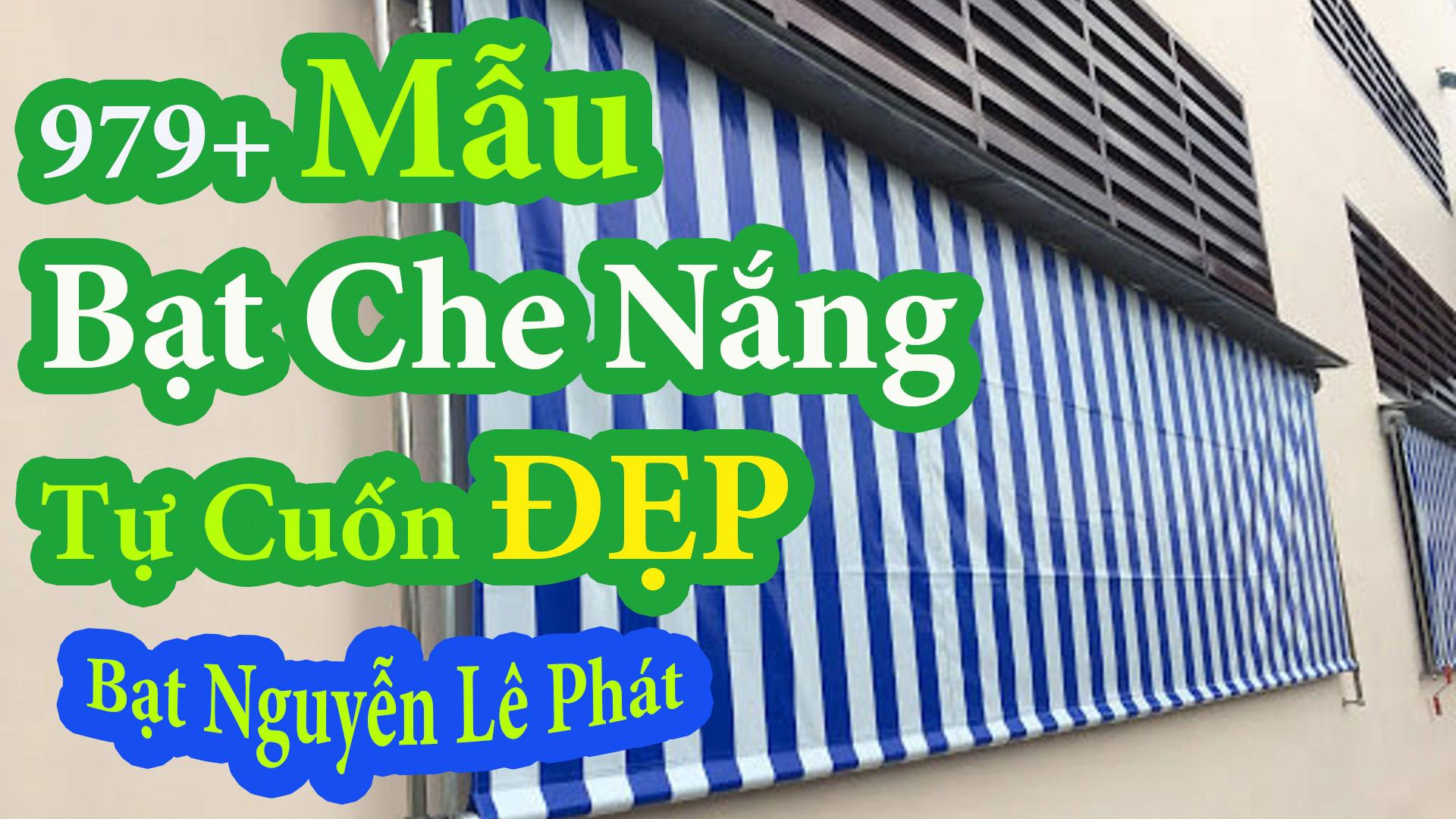 Báo Giá Bạt Che Nắng Mưa Tự Cuốn Giá Rẻ tại TPHCM
